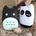 Fashional bonito totoro mobile power bank real 8000 mah carregador de bateria de backup externo para iphone 5 6 plus note galaxy
