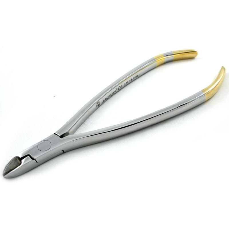 Dentist Dental Orthodontic Tool Filament Forceps End Cutting /Distal End Cutter Flat Head/Bending Forming Pliers Wire Cutter 1pcs dental orthodontic tool filament forceps end cutting distal end cutter cut off clamp stainless steel pliers