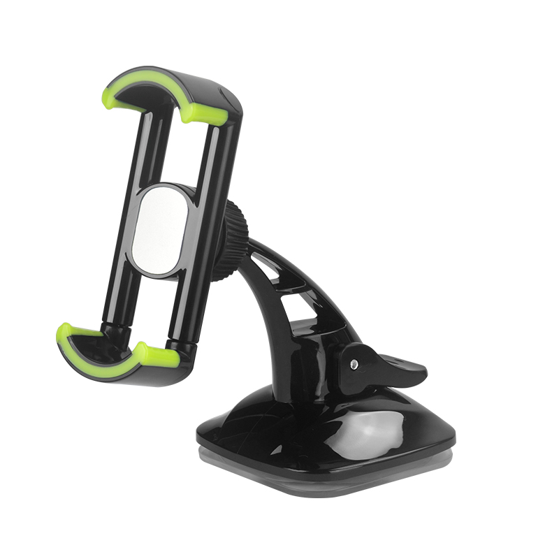 LCAV Car Mobile phone Holder For 3-6.0 inch Windshield and Dash board Vent Adjustable Hollowed-out Holder Stand