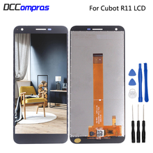Original For Cubot R11 LCD Display Touch Screen Digitizer Repair Phone Parts For Cubot R11 Display Screen LCD Display цена и фото
