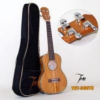 Alto Desempenho Tom ukulele violão TUT-300TN Zebra Série Aquila Cordas 26