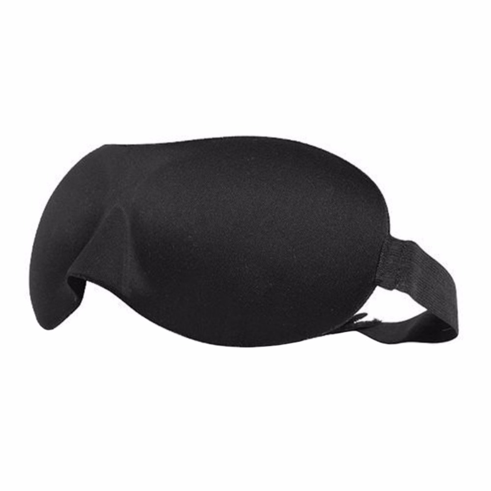 3D  Blindfolds For Health Care To Shield The Light Goggles Stereoscopic Rest EyeShade Sleeping Eye Mask Cover Eyepatch