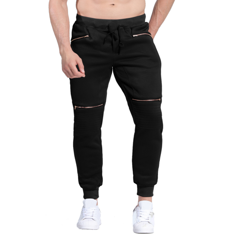 Winter Warm Baggy Velvet Sweatpants Joggers Mens Thicken Fleece Liner Long Track Pants Male Hip Hop Tracksuit Trousers Plus Size