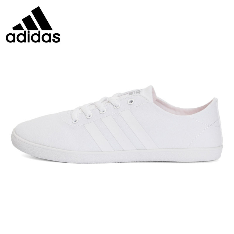 Original Adidas NEO Label CF QT VULC W Women's Skateboarding Shoes