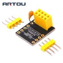 1 шт Φ esp01 плата адаптера для разрыва esp8266 esp 8266