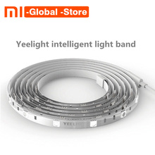 Unique Xiaomi Yeelight RGB 2M Clever Mild Band 16 Thousands and thousands 60 Led Sensible Dwelling Cellphone App Wifi DIY Colourful Mild Band