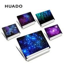 Звездное небо DIY Личность наклейка для ноутбука Наклейка 13 15 15.6 дюймов ноутбук кожи для Lenovo/Acer/Asus компьютер