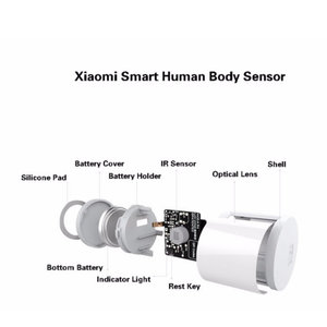 Image 5 - Xiaomi Human Body Sensor motion sensor Magnetic Smart Home Super Practical Device Accessories Smart Intelligent Device