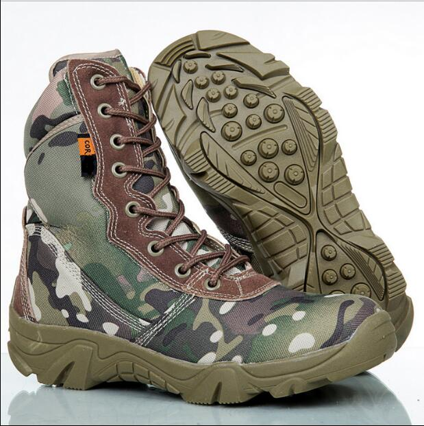 Multicam chaussures Tactique militaire chaussures Greenzone Woodland Camouflage Chaussures