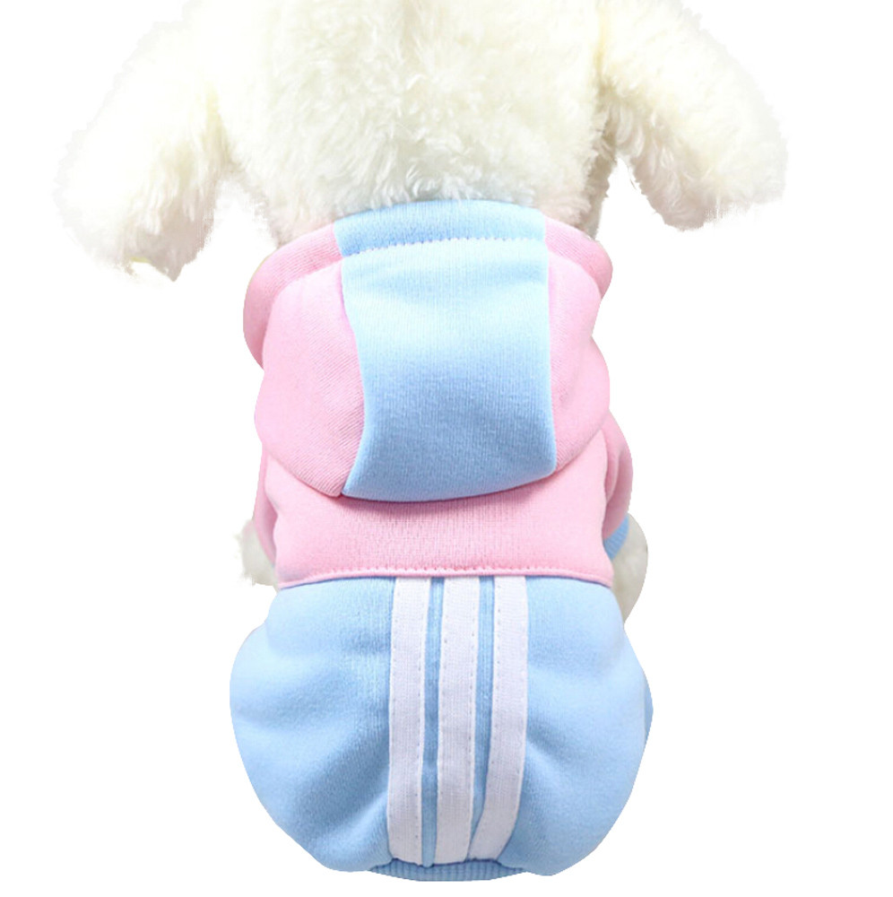 Small Dogs Costume Clothes For Little Dogs Overalls Fashion Dog Pet Clothes Hoodies Warm Clothes Puppy Coat Apparel