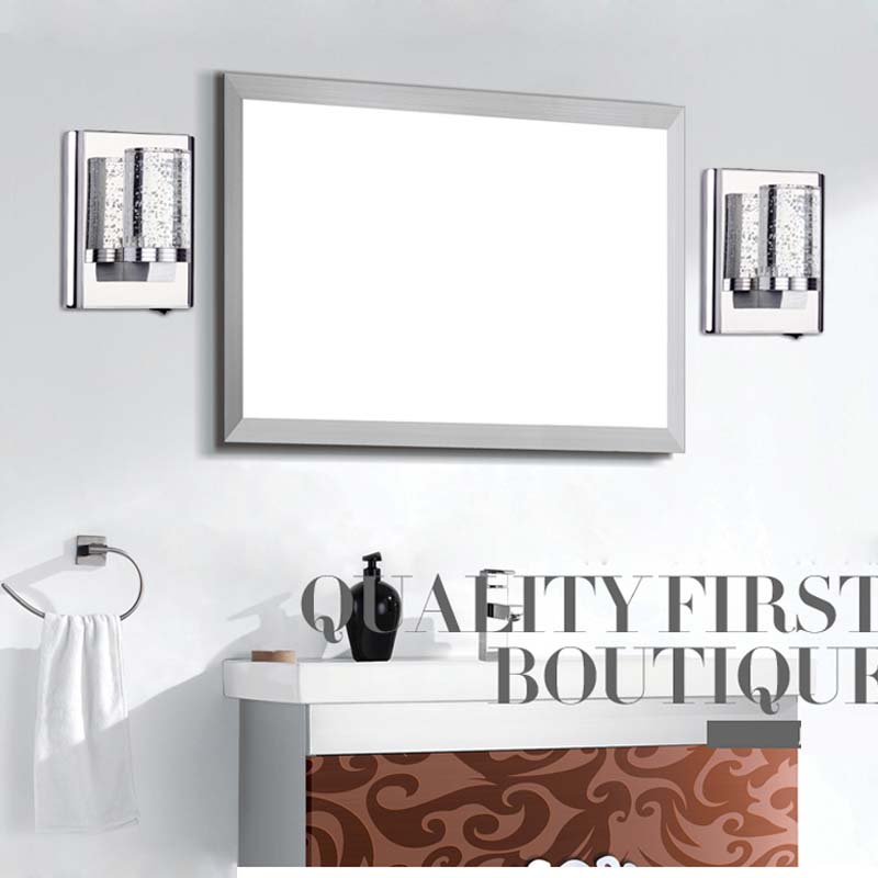 Modern Wall Led Lamp 220v Indoor Lamps Bathroom Mirror Stairs Light Fixtures 9w Vanity Corridor Lights