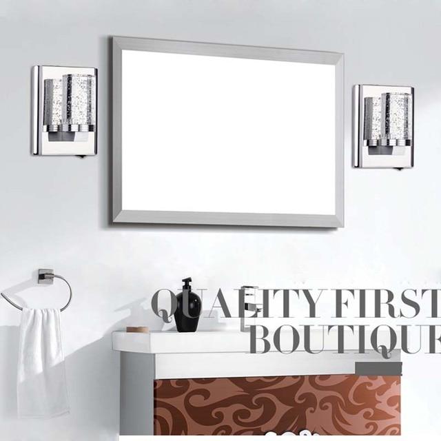 Moderne Wand Led Lampe 220 v Indoor Lampen Badezimmerspiegel Treppen ...