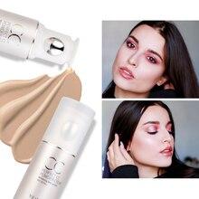 Perfect CC Powder Cream, makeup concealer foundation, powder primer concealer base