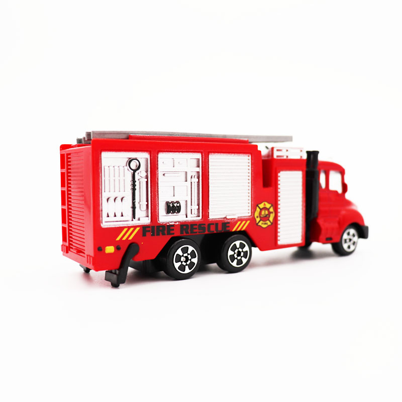 US $4 99 |For Kids Red Metal Spray Water Gun Toy Truck Firetruck Children  Fire Truck Vehicles Car Cool Educational Toys For Kid Gift-in Diecasts &  Toy