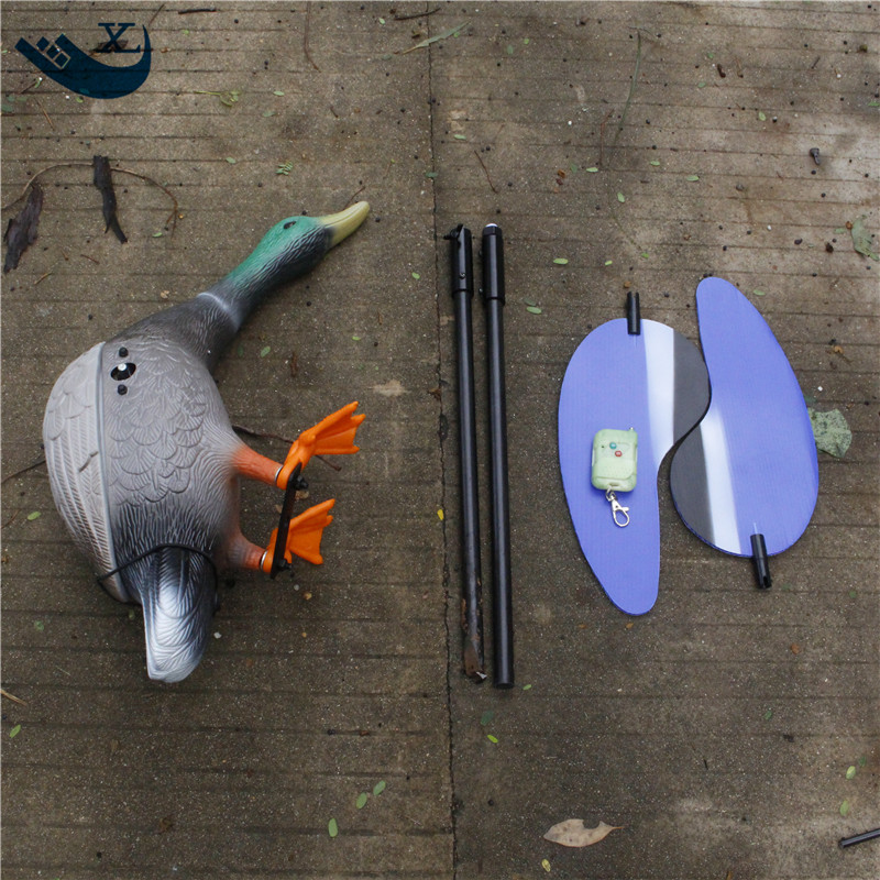 ФОТО 2016 Speed Control Remote Control Electronic Decoy Bird Motion Decoy Duck With Japan Motor From China Manufacurer