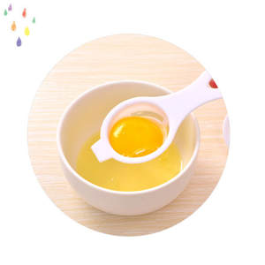 Chef Egg-Separator Cooking-Gadget White-Yolk-Sifting Kitchen Plastic 1PC New Home Convenience