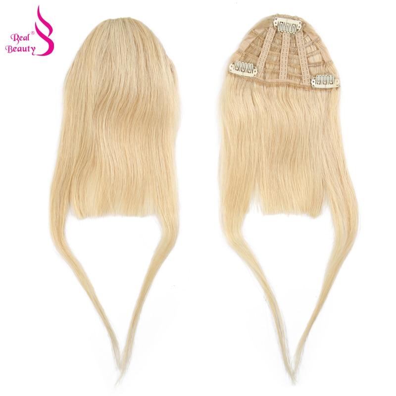 Brasilianische Menschliches Haar Stumpfen Pony Clip In Menschenhaar Verlängerung Natürliche Schwarz Dolago 100% Reines Haar Produkte Fein Verarbeitet Haarverlängerung Und Perücken