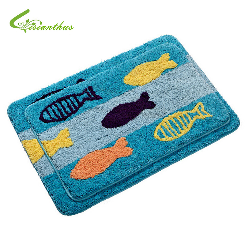 Online get cheap fish bath rugs alibaba for Fish bath rug