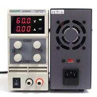 HOT Sale Wanptek Mini Switching DC Power Supply KPS605D 60V 5A Single Channel Adjustable SMPS Digital