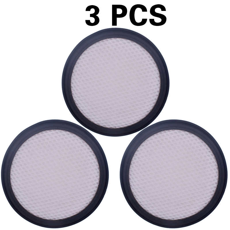 New 2 /3 Piece For Proscenic P9  P9GTS Vacuum Cleaner Replacement Washable Filter Parte Filter Replacement Parts