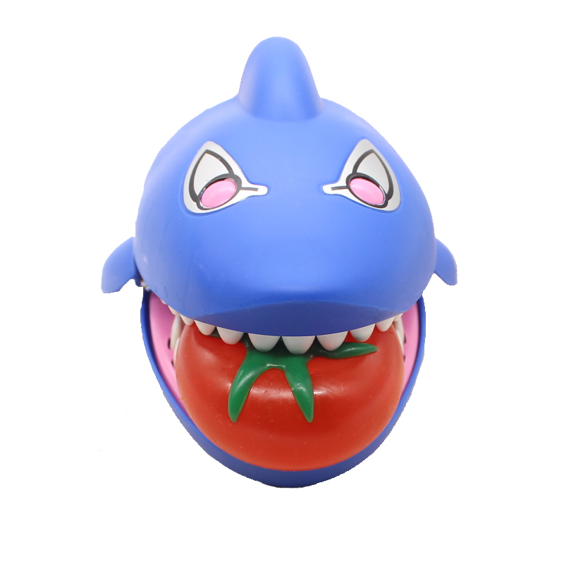 The shark For mouth dental bite fingers game interesting novelty toys make impromptu comic gestures and ramarks fun