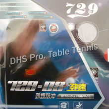 RITC 729 Friendship 729-08 pips-in table tennis / pingpong rubber with sponge(2.1mm)