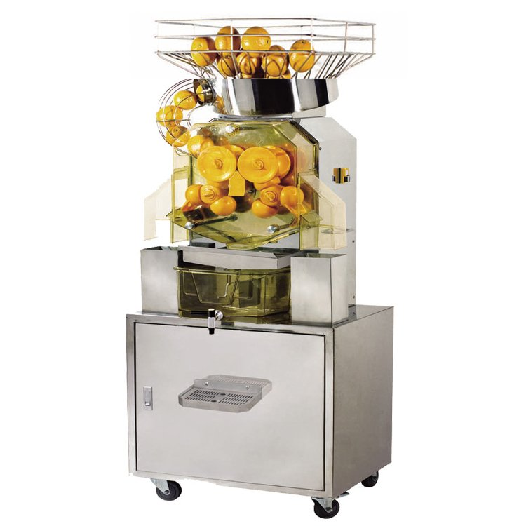 commercial citrus juicer machine
