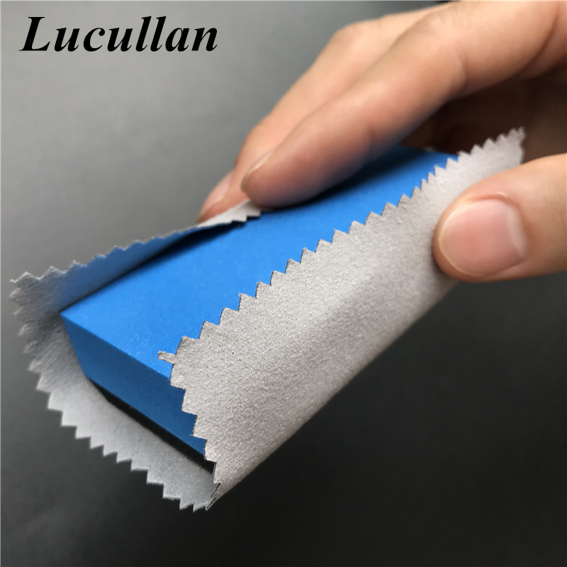 20PCS Microfiber Cleaning Cloths 10x10cm Nano Ceramic Car Coating Kits Car Glass Coating Lint-Free Cloth