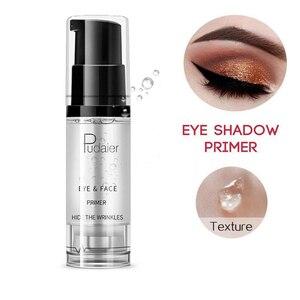 Image 4 - איפור בסיס קרם לחות טבעי עירום פנים טיפול עין בסיס מקצועי איפור פריימר קרם נוזל מלא כיסוי ג ל