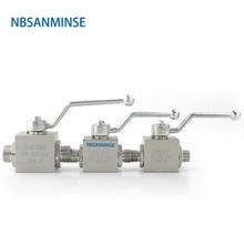 KHB-06LR Hydraulic Valve with viton Ningbo Sanmin (NBSANMINSE) Hydraulic Valve hydraulic directional control valve zdr6da1 30 210ym superimposed pressure reducing valve hydraulic system