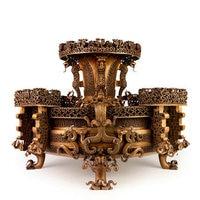 Античная бронзовая украшения чистой меди старинные украшения подарок мебели