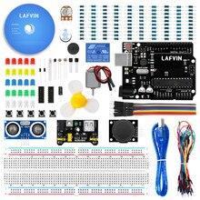 Uno r3 mega 2560 용 arduino 용 lafvin 기본 스타터 키트