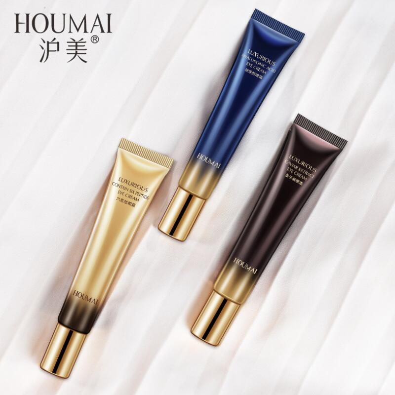 Ageless Eye Cream Six Peptide Caviar Extract Hyaluronic Acid Moisturizes Eye Periphery Anti-Puffiness Dark Circle