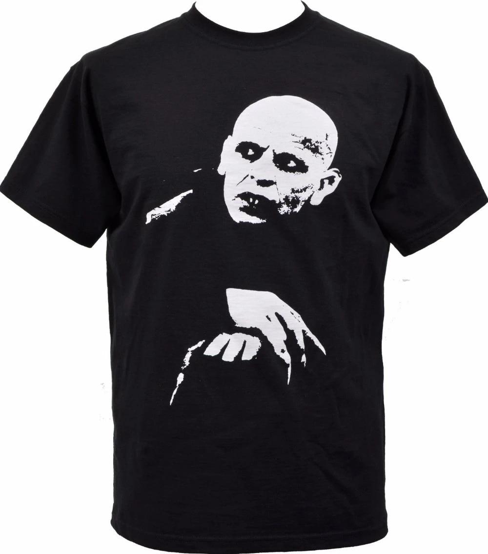 Hammer Horror T Shirt Mens Vampire Circus Tee Black Halloween Goth UK M to XXXL