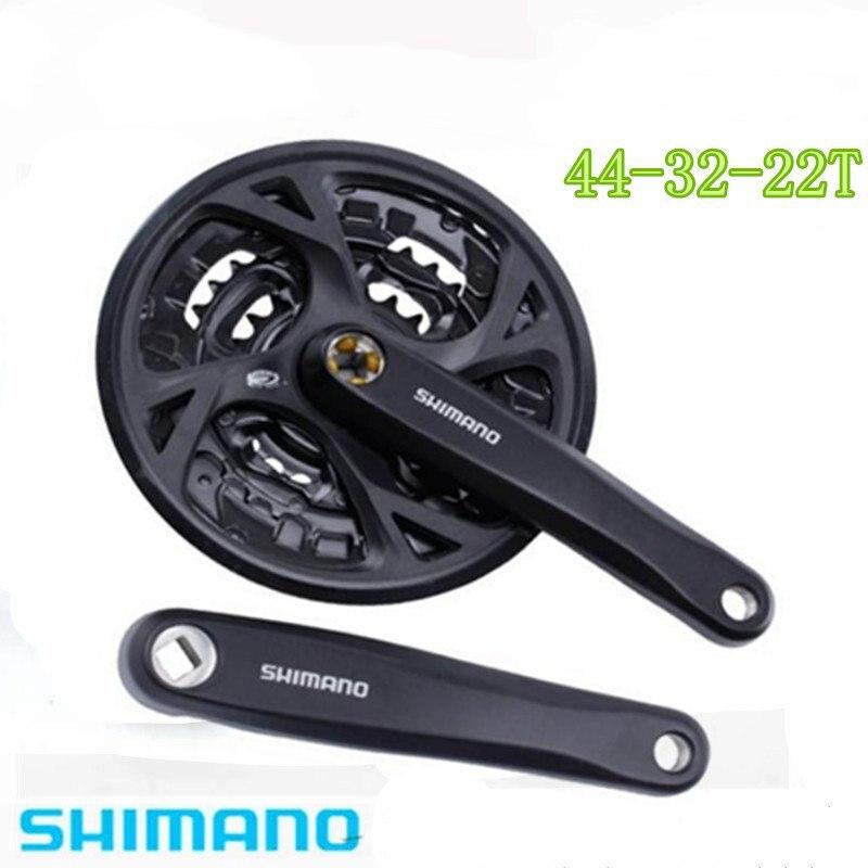 Shimano Acera Mountain Bike Triple Chain set FC-M371 42 32 22T 170mm Crank