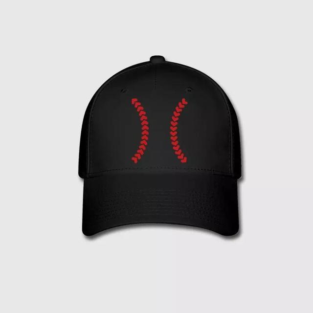 YAKYUU Sign Embroidery Customized Handmade Japan Japanese group major league  stiches team uniform Sports Outdoors Curved Dad hat 72d9f41b48a