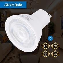 LED GU10 Bulb Corn Lamp MR16 Spot Light 220V 5W 7W Table Foco GU5.3 6 12leds Ampoule Home Lighting 2835SMD 230V