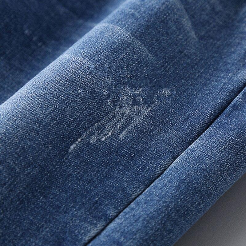 f78961478 2017 Primavera de Nuevos Jeans Mujer Embarazada Busto Cintura Alta Marca de  Vaqueros de Maternidad Embarazadas Pantalones de Las Mujeres Embarazadas  Ropa ...