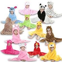 Мальчик одеяло для девочек мочалкой Toallas Осенне-зимняя детская одежда пеленать вещи банное детское полотенце для новорожденных Одежда для новорожденных