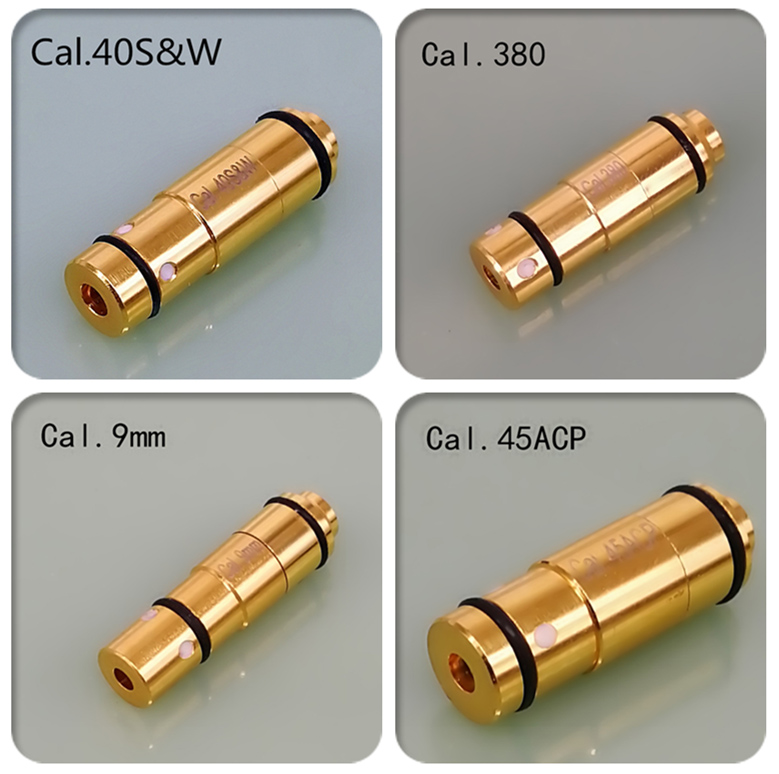 80ms delay laser Ammo Bullet Laser Cartridge for Dry Fire Training Shooting Simulation 40S W