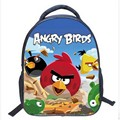2017 Angry Birds Zoo Schoolbags for Kids Small Children Animal School Bag Girls Cute Baby Kindergarten Bag Mochila infantil