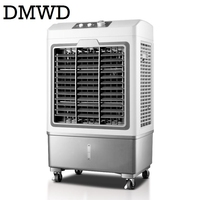 DMWD Single cooled air conditioning cooler portable environmental conditioning silent cooling fan industrial water chiller home