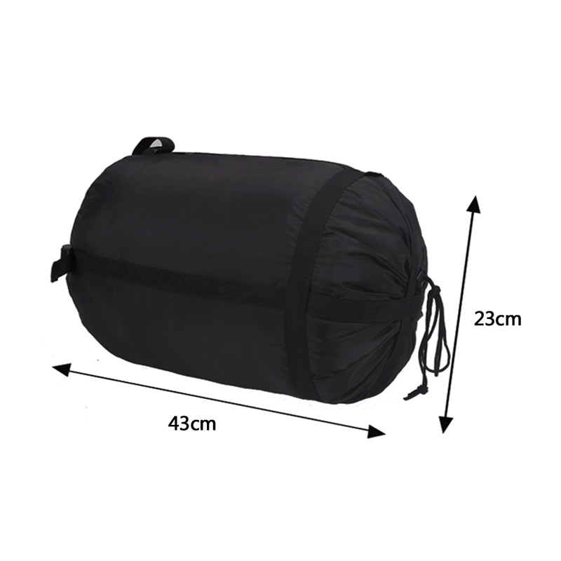 Sleeping Bags Waterproof Sleeping Bag Compressed Storage Bag Portable Oxford Cloth Envelope Lazy Bag For Outdoor Traveling Hiking Camping Buy Now