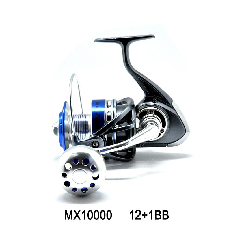 Reel Fishing Reel Alta Velocidade G-Ratio 4.7: