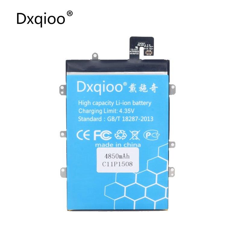 Dxqioo Mobile phone battery fit for asus Zenfone Max ZC550KL Z010D Z010DD C11P1508 batteries