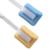 Escova Para Garrafas Transdutor Strain Gauge Pincéis de Maquiagem Rosto do bebê Mamadeira Único Carregado 25 * Abs 5 Cm Hkyrd Spikesponge