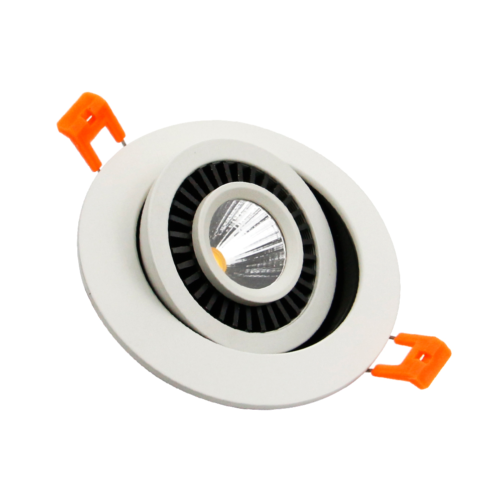 Detail Feedback Questions About Dbfsuper Bright Led Cob Recessed Ultra Lamp For Ac230v Downlight Dimmable 5w 7w 9w Adjustable Angle Ceiling Spot Light Ac110v 220v Home Indoor