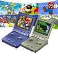 US/UK/EU Flip Pocket Game Console DG-170gbz Mini GB Station Retro Handheld Game Console 2.4 Inch Classic Retro Gamepad for FC