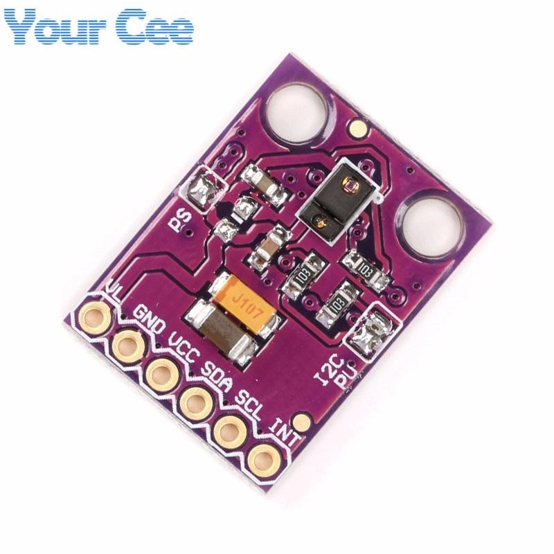 3.3 V Detectoin I2C Proximity Sensing Cor filtro UV