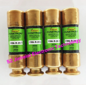 FRN-R-20  New and original Time-delay Fuses  20A  250V  14*51mm